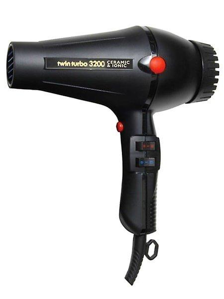 Turbo Power TwinTurbo Ceramic Ionic Hair Dryer